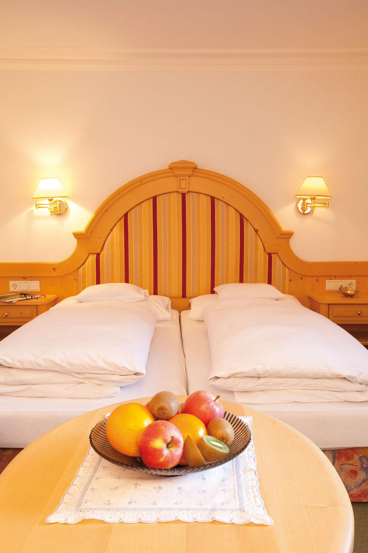 Zimmer & Preise - Hotel Kristall in Lech am Arlberg